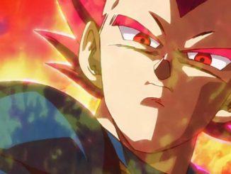 Dragon Ball Super: Vegeta erreicht eine neue Verwandlung mit grenzenloser Macht