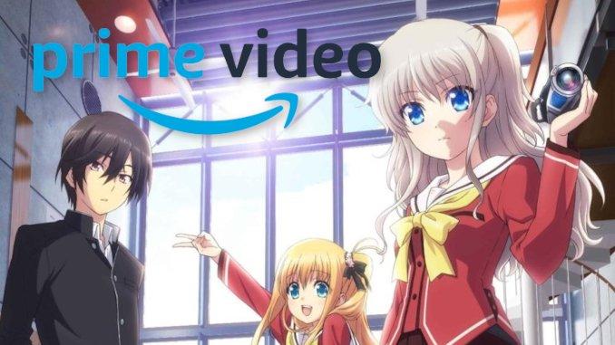 Anime-Ansturm bei Amazon Prime Video: Zehn neue Serien ab sofort im Katalog