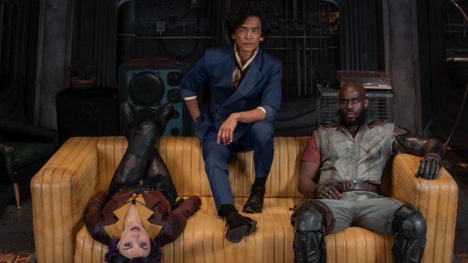 Cowboy Bebop: Erste Szenenbilder und Starttermin für die Realserie von Netflix