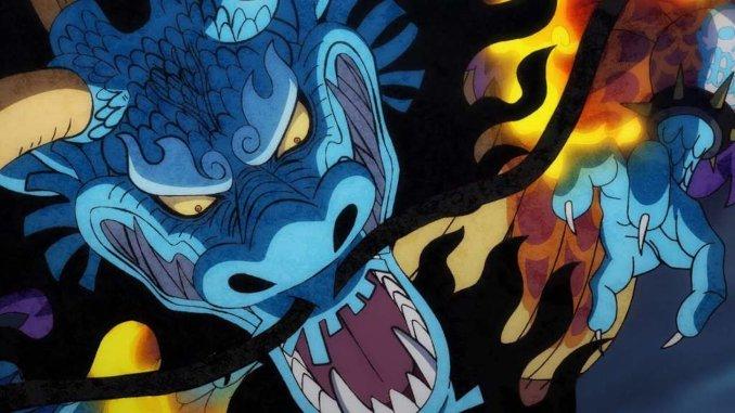 One Piece: Manga-Kapitel 1021 deutet Auftritt von Kaidos natürlichem Feind an