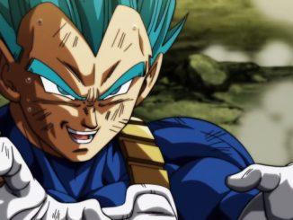 Dragon Ball Super: Fans rätseln - welchen Namen trägt Vegetas neue Form?