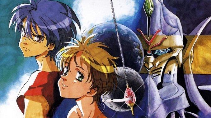 Nostalgie pur mit The Vision of Escaflowne: Den Kult-Anime gibt es jetzt auf Prime Video