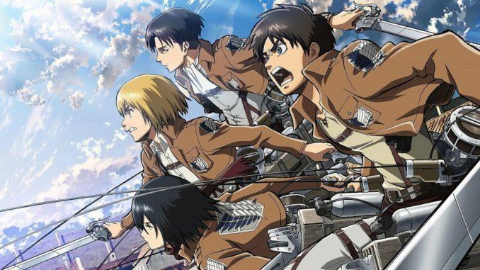 Attack on Titan-Reihenfolge: So schaut ihr die Anime-Saga richtig