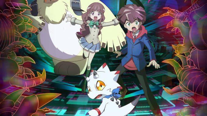Digimon Ghost Game: Die neue Serie ist schon bald im Stream verfügbar