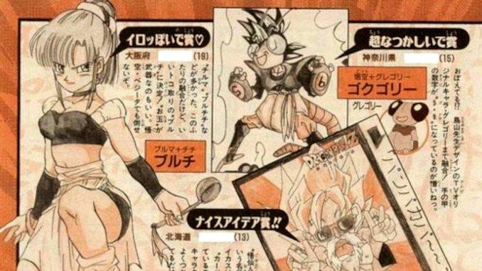 Dragon Ball: Manga der 90er-Jahre zeigt die verrücktesten Fusionen