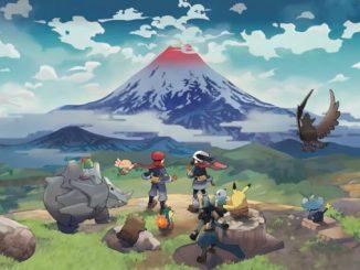 Pokémon Legenden: Arceus - Alle Pokémon, die im Open-World-Spiel auftauchen