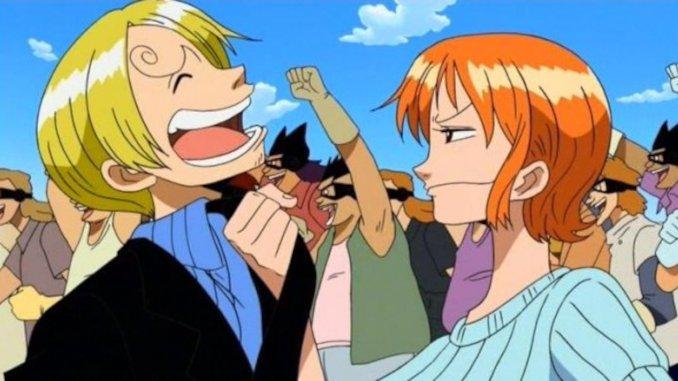 One Piece: Nicht verwendete Skizzen werfen neues Licht auf Nami und Sanji