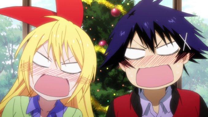Nisekoi Staffel 3: Wann geht der Romance-Anime weiter?