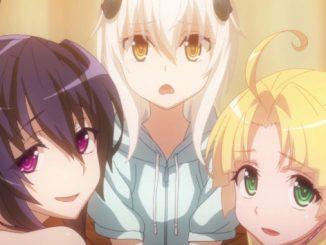 Highschool DxD Stream: Alle Staffeln der Anime-Serie online sehen