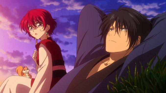 Akatsuki no Yona bei Netflix: Wann kommt Staffel 2?