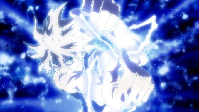Die 8 schnellsten Anime-Charaktere der Welt