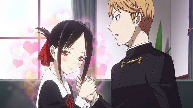 Kaguya-sama: Starttermin der 3. Staffel bekannt + Bonusepisode