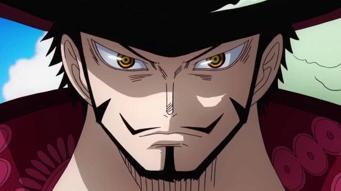 One Piece-Schöpfer sieht Mihawk auf einem Level mit den Kaisern